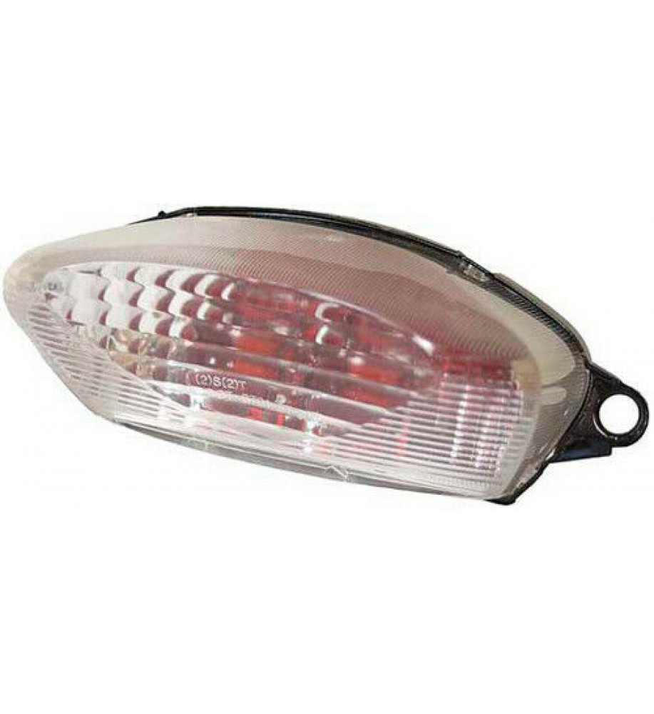 EMGO CLEAR TAILLIGHT LENSES