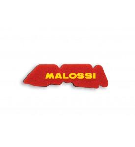 DOUBLE RED SPONGE FOR ORIGINAL FILTER PIAGGIO ZIP SP 50 2T LC 2001->