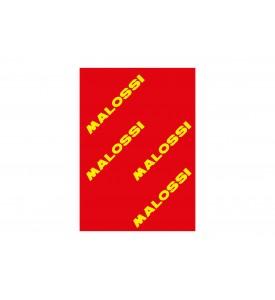 A3 SHEET 40X30 CM TH.15 MM - RED SPONGE