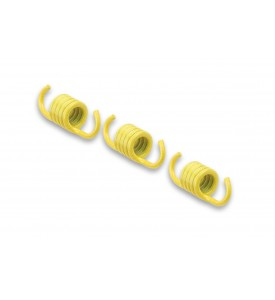 3 RESSORTS EMBR. Ø 1,8 JAUNE RACING POUR DELTA/FLY CLUTCH