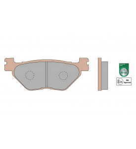 BRAKE PADS MHR SYNT homologated YAMAHA T MAX SX 530 ie 4T LC euro 4 2017->