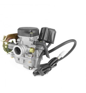 CARBURETOR ASSY. SCOOTER GY6 50CC 4TPS