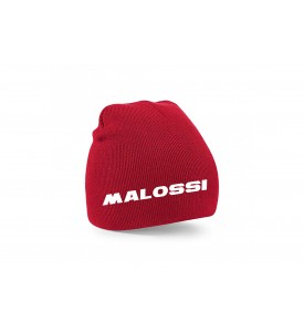 BEANIE MALOSSI RED - ONE SIZE