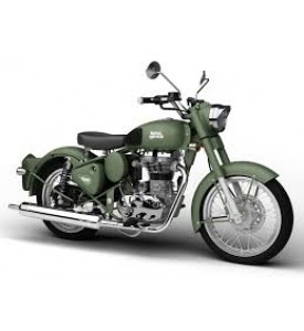 BULLET CLASSIC 500 ARMY BATTLE GREEN