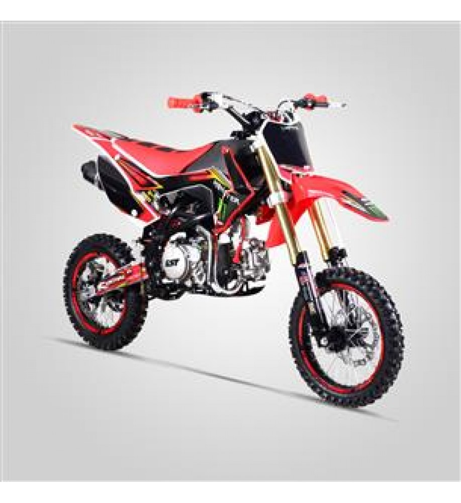 GUNSHOT PIT BIKE 140CC FX 14/17 RED