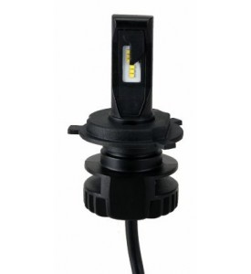 Sifam - Ampoule H4 LED + Ballast - 16W/2200 Lumens (Code/Phare)