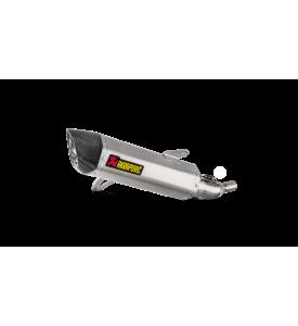 AKRAPOVIC SLIP-ON INOX YAMAHA X-MAX 300
