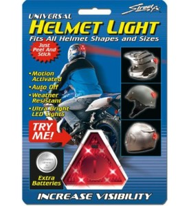UNIVERSAL HELMET LIGHT