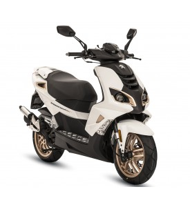 Peugeot Speedfight 4 50 2T Pure ICY WHITE