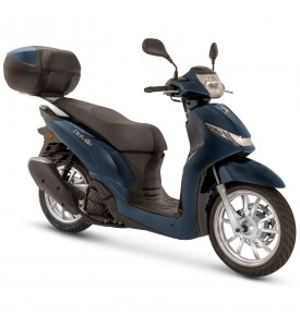 PEUGEOT BELVILLE 125 LC ALLURE ABS Dark Blue