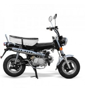 TNT CITY 125CC NOIR 2018 EURO 4