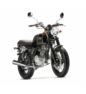 MASH BLACK SEVEN 125cc injection