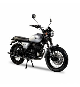 MASH TWO FIFTY 250 cc Silver mat