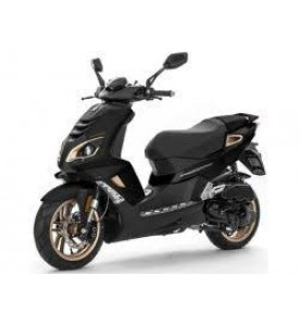 Peugeot Speedfight 4 Pure Black 2T