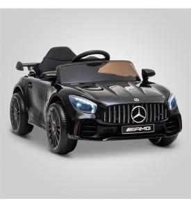 VOITURE ÉLECTRIQUE ENFANT - MERCEDES AMG GT-R BLACK